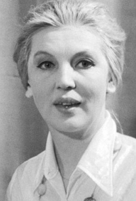 Элеоно́ра Валериа́новна Беля́ева