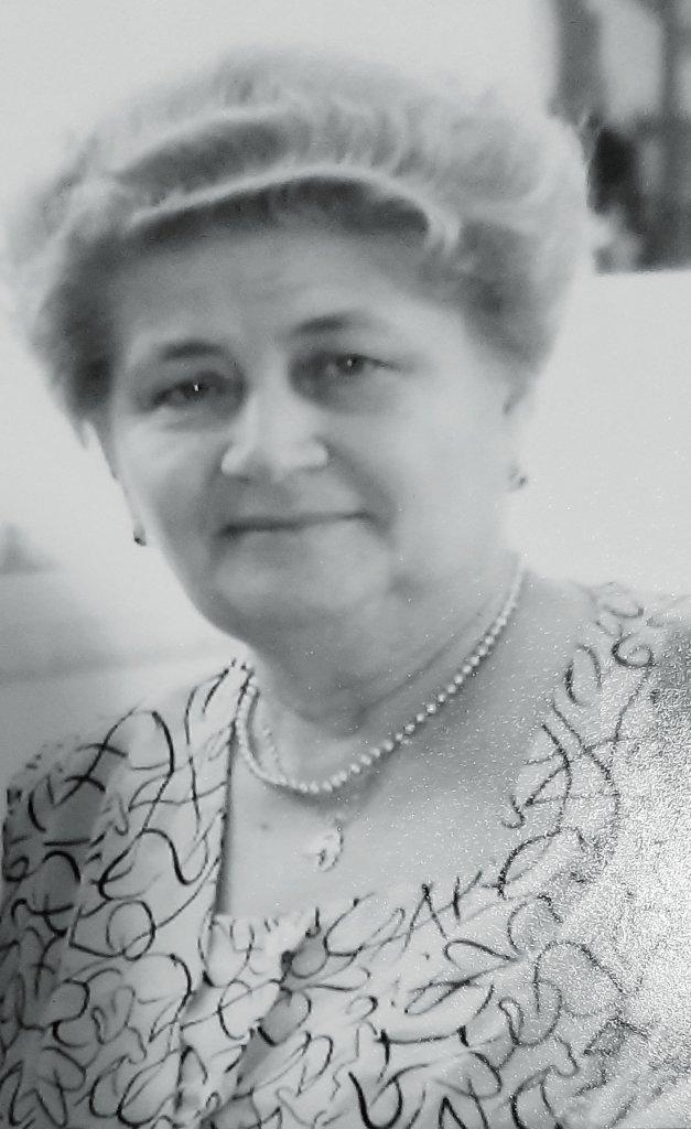 Латышева Зинаида Михайловна