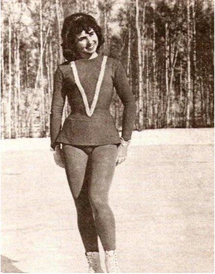 Людми́ла Алексе́евна Пахо́мова